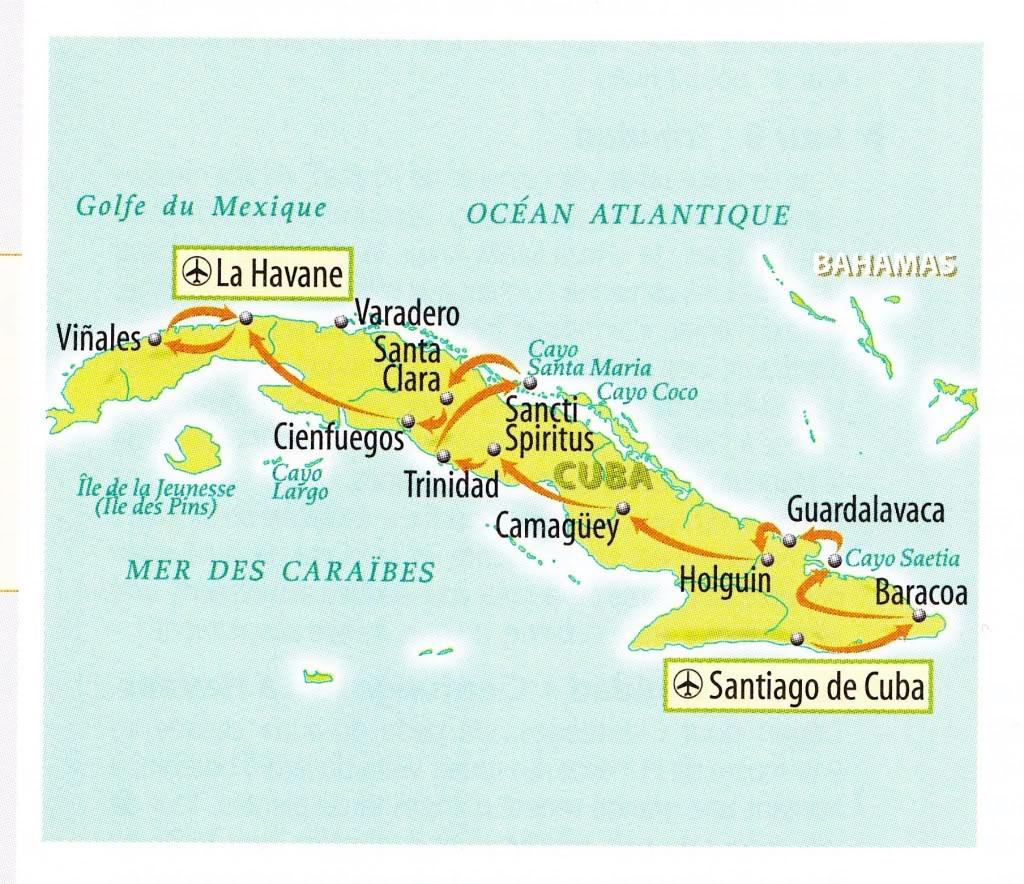 Rencontre cubaine holguin